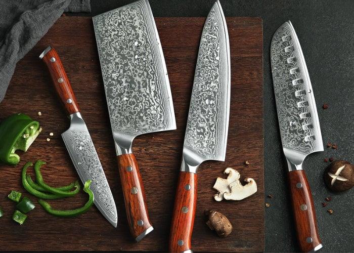 professional chef knife set