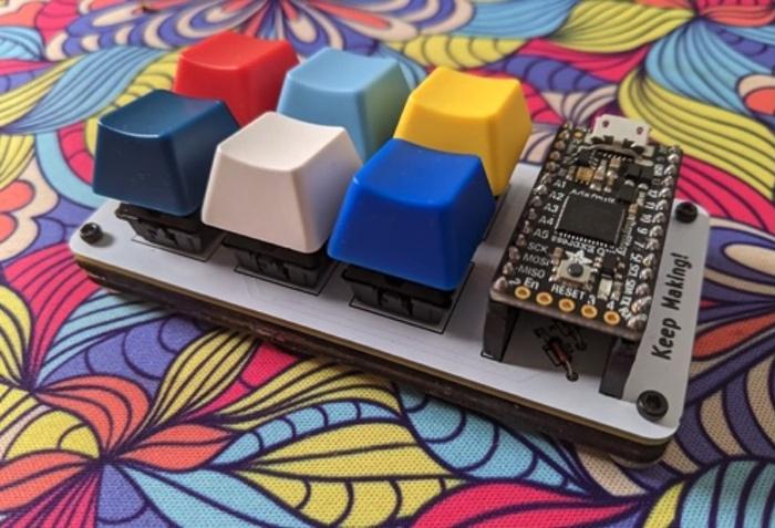 programmable mechanical keyboard
