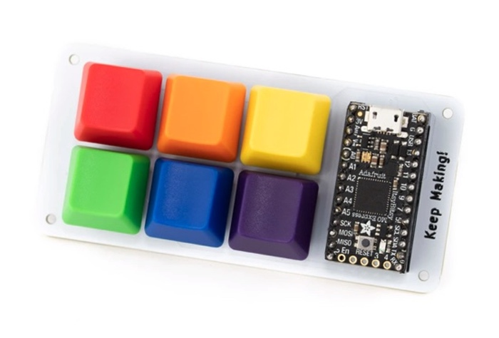 BYO (Build Your Own) programmable mechanical keyboard - Geeky Gadgets