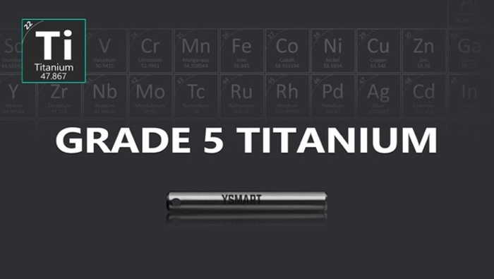 titanium EDC pen Kickstarter