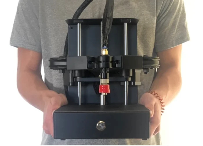 Plybot affordable smart 3D printer with unique arms