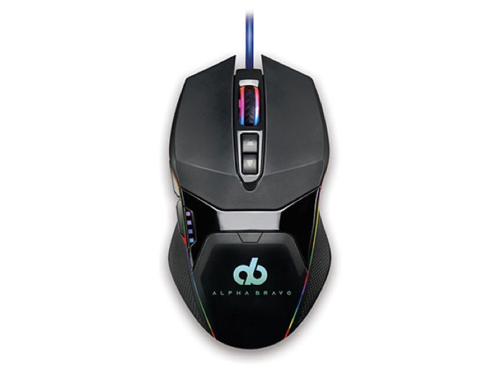 Alpha Bravo GZ-1 Wired Gaming Mouse