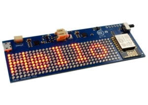 Arduino LED Matrix