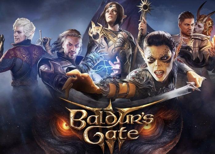 Baldurs Gate 3 Patch 4 update