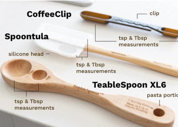 CoffeeClip coffee spoon