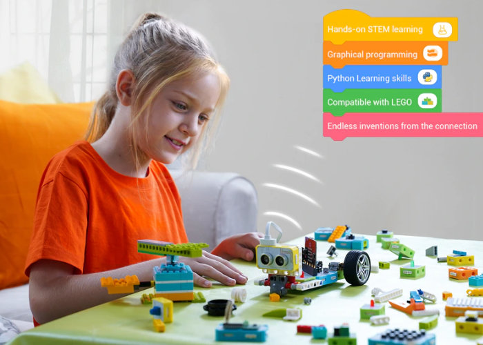 electronic building blocks