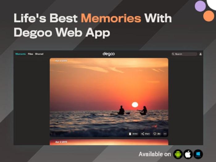 Degoo Premium Backup Plan
