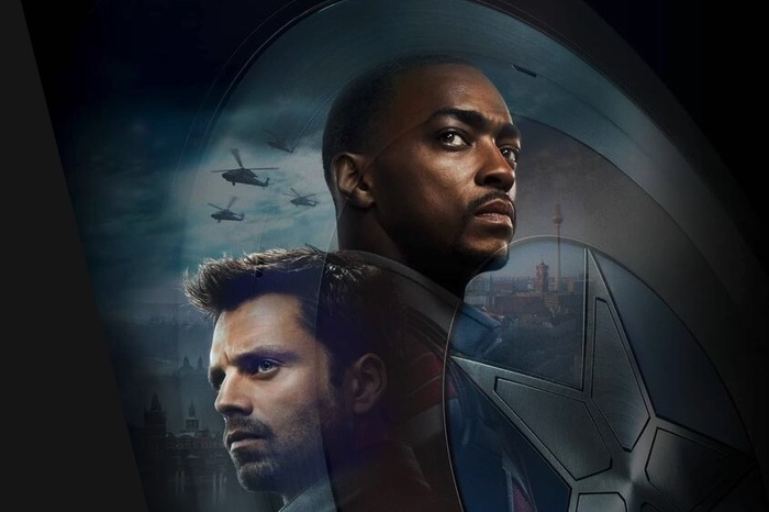 Disney Falcon Winter Soldier