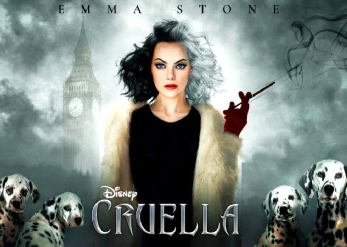 Disney Cruella film 2021