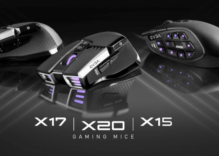 EVGA gaming mice