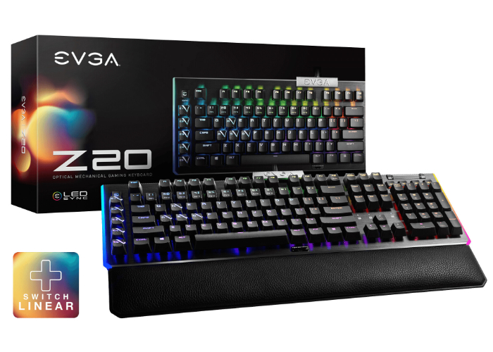 EVGA keyboards