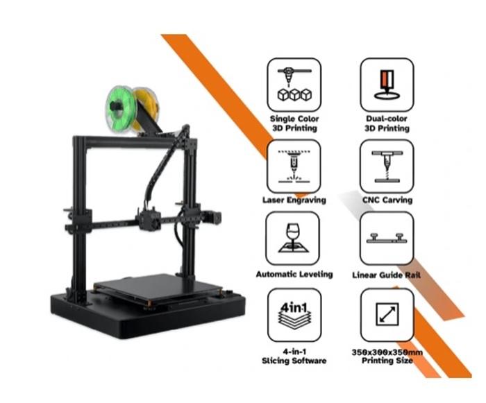 EcubMaker TOYDIY2 3D printer specs