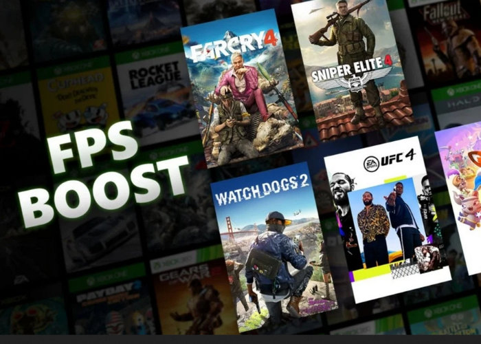 FPS Boost Mode for Xbox