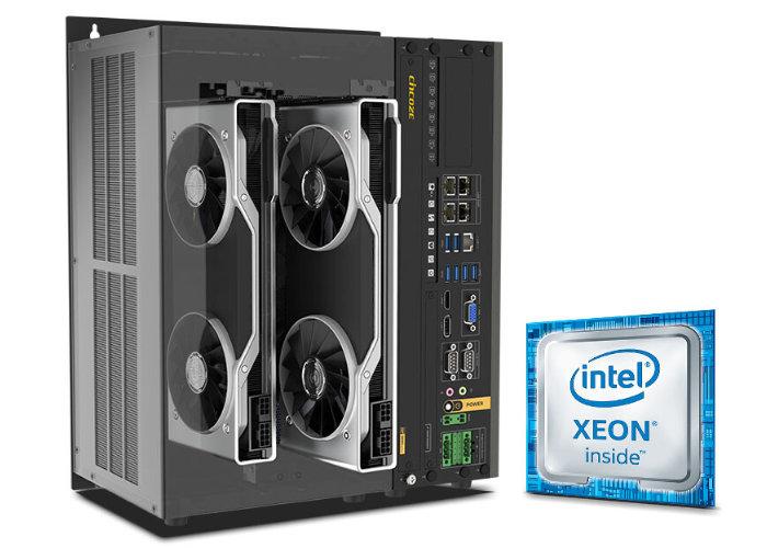 GPU edge computer