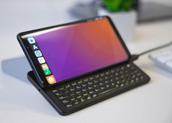 Linux smartphone
