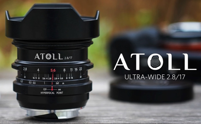 Ultra-Wide camera lens