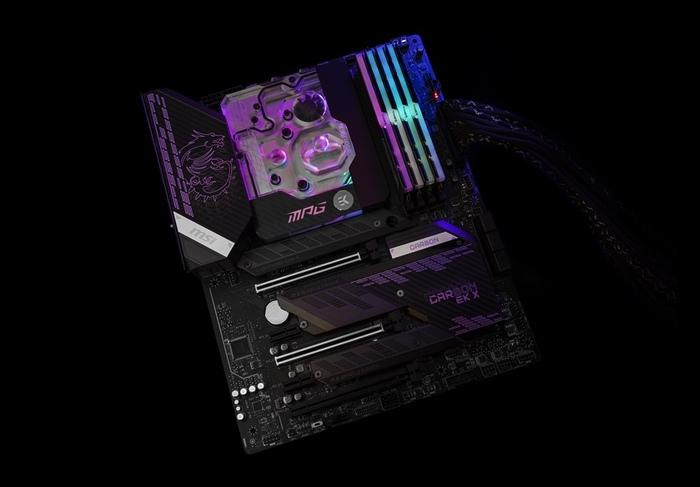 MSI MPG Z590 Carbon EK X Combo