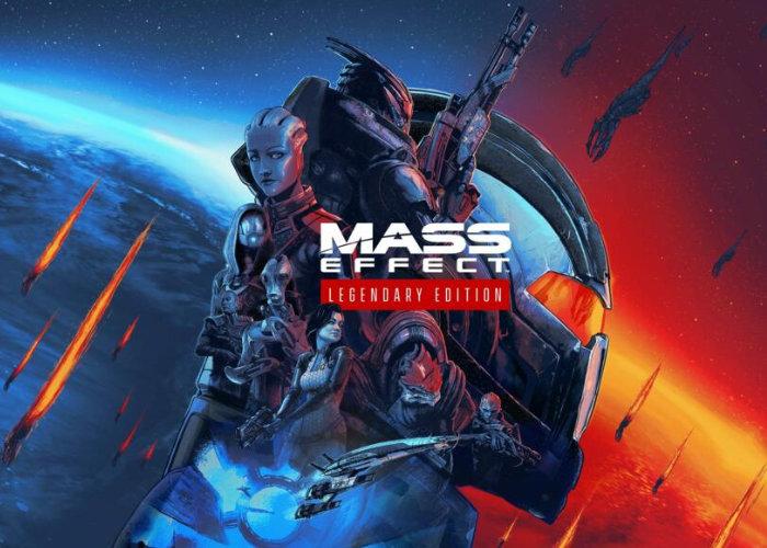 Mass Effect Legendary PC specs