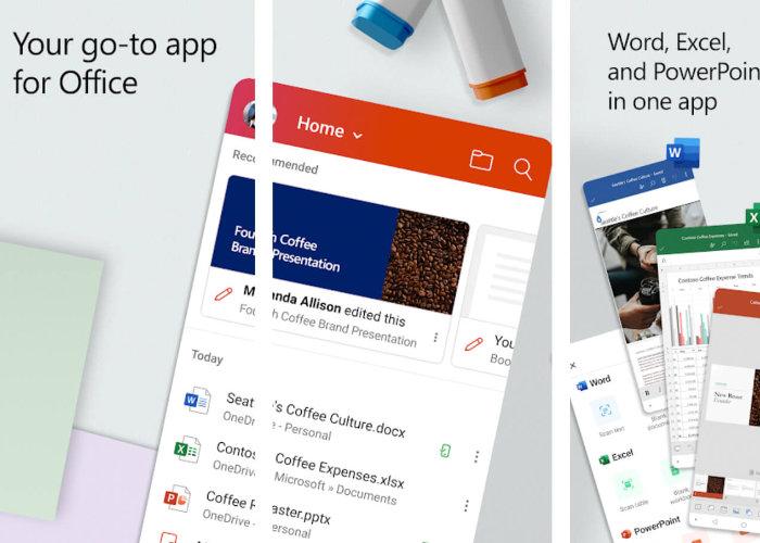 Microsoft Unified Office App