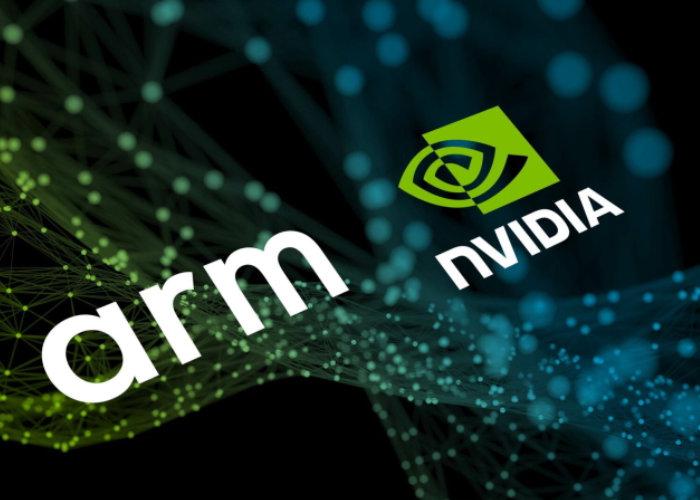NVIDIA's ARM acquisition