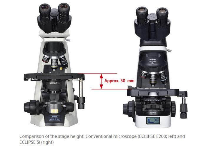 Nikon ECLIPSE Si microscope