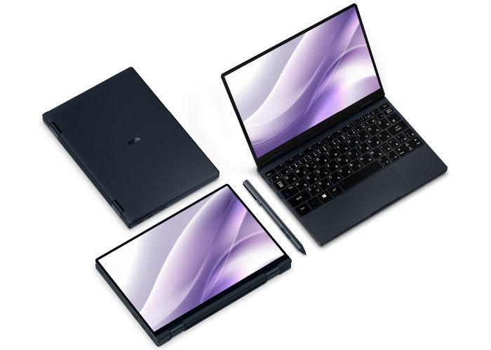 One Mix 4 mini laptop
