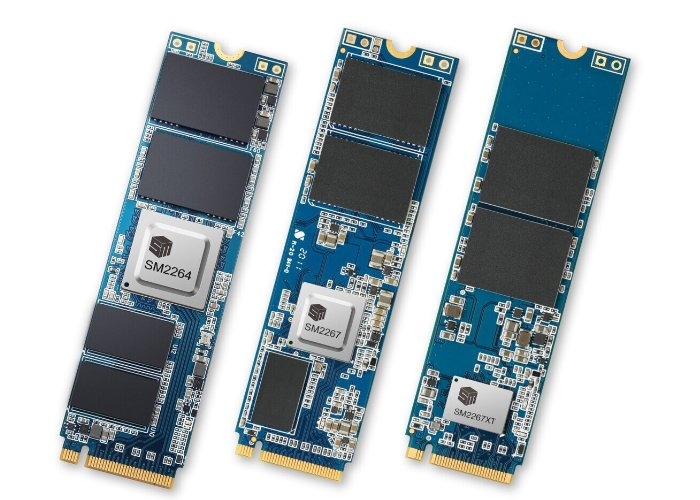 | PCIe 5 SSD controller