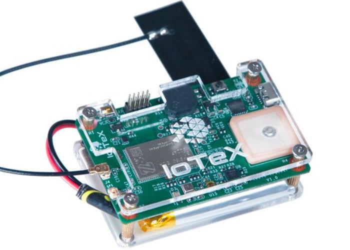 | Pebble Tracker cellular IoT
