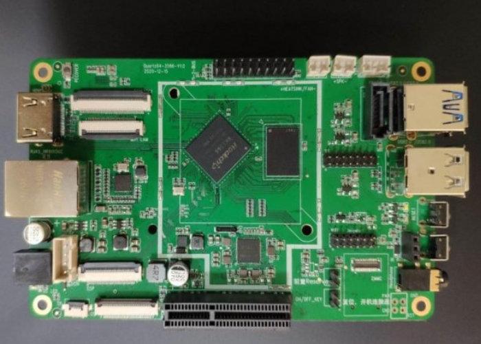 Pine64 Quartz64 single-board mini PC