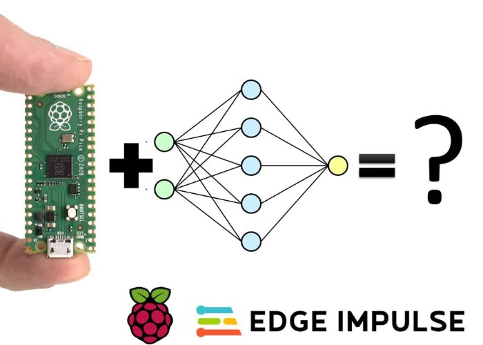 Raspberry Pi Pico machine learning