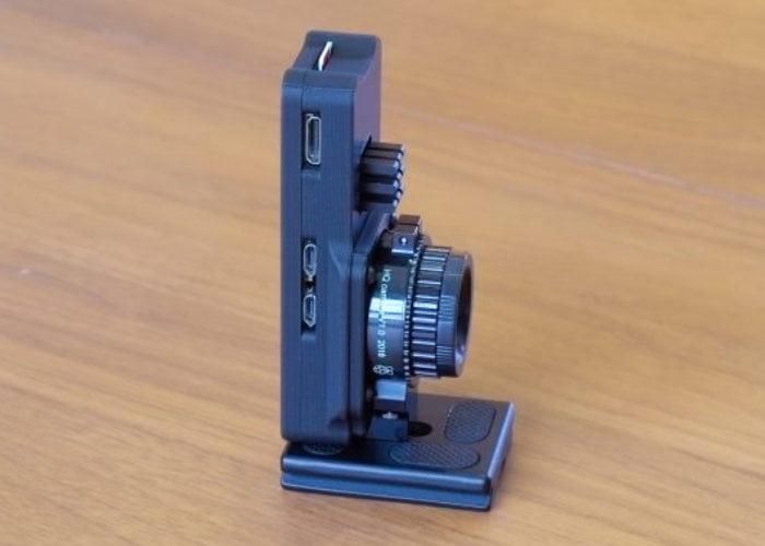 Minimalist Raspberry Pi Zero W HQ camera case - Geeky Gadgets