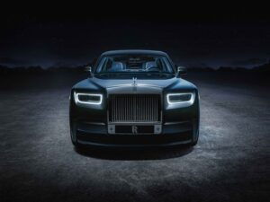 Rolls Royce Phantom Tempus Collection