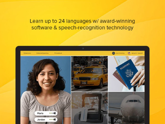 Rosetta Stone 1-Yr Subscription