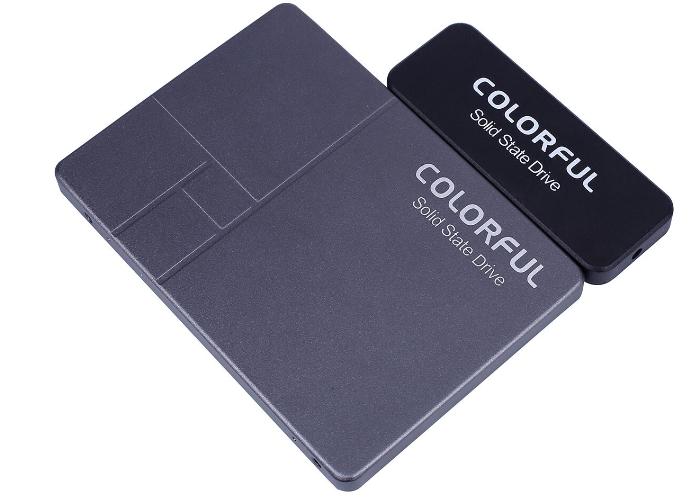 SL500 Mini SSD