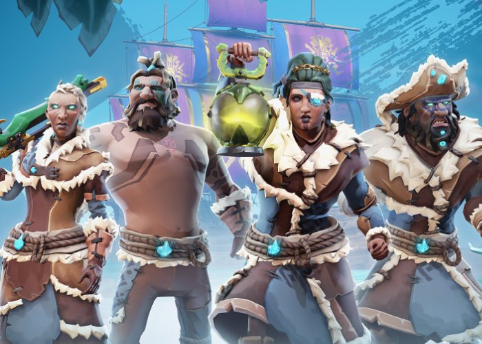 Sea of Thieves S1 2021