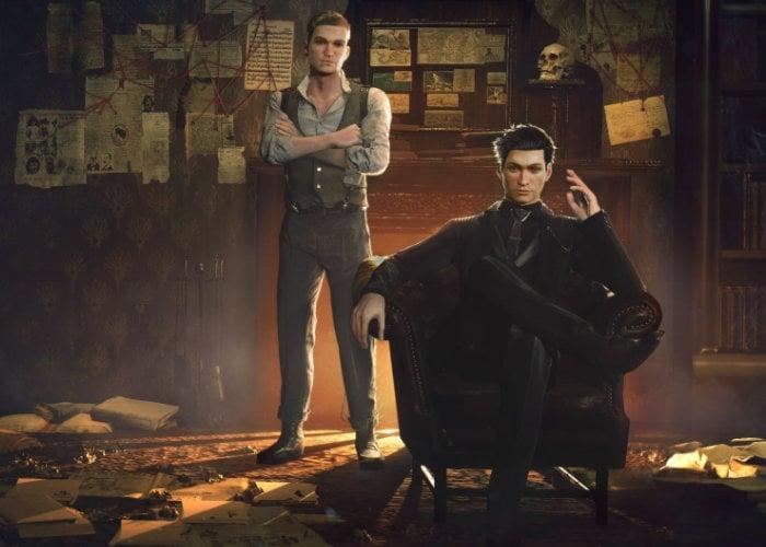 Sherlock Holmes Chapter One gameplay