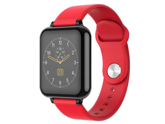 Smart Fit Multi-Functional Wellness & Fitness Watch