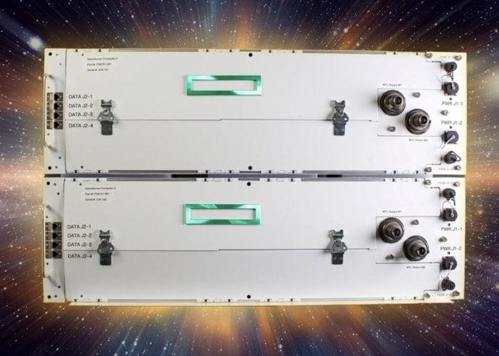 Spaceborne Computer 2