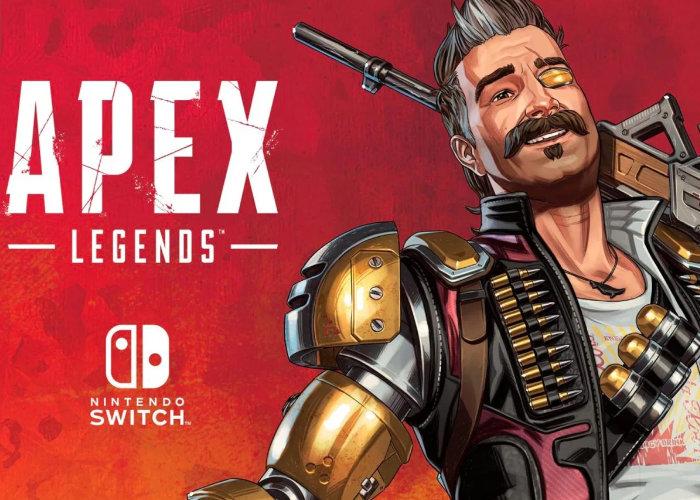 Switch SanDisk Apex Legends