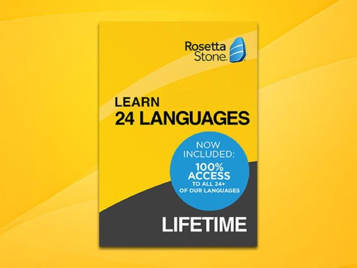 Ultimate Productivity Lifetime Subscription Bundle Ft. Rosetta Stone