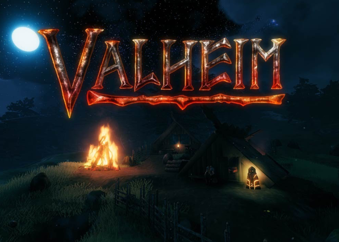 Valheim brutal Viking survival game