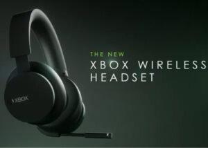 Xbox wireless gaming headset