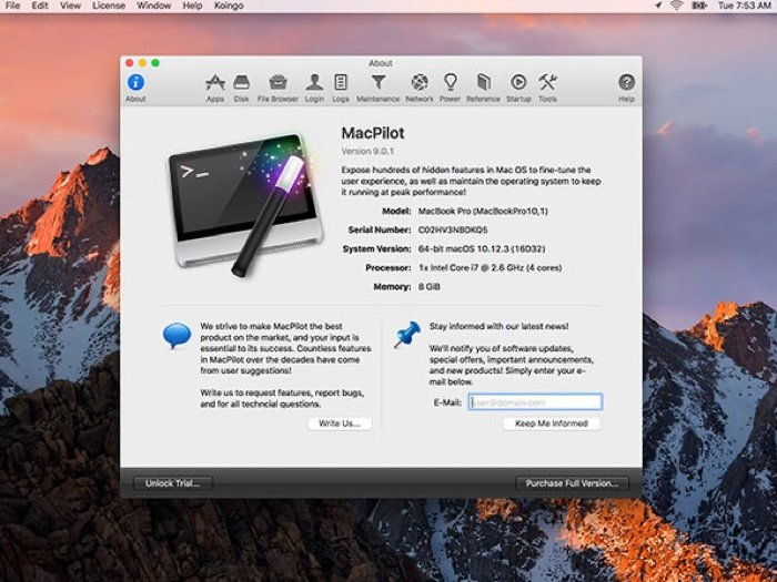 Save 59% on the MacPilot Lifetime License