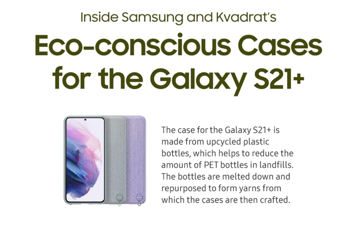 Samsung and Kvadrat