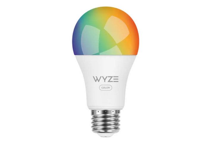 smart lightbulb