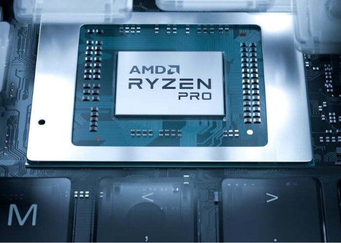 AMD Ryzen 5000 PRO mobile processors