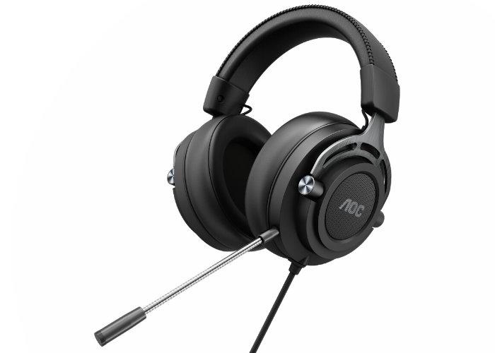 AOC gaming headsets