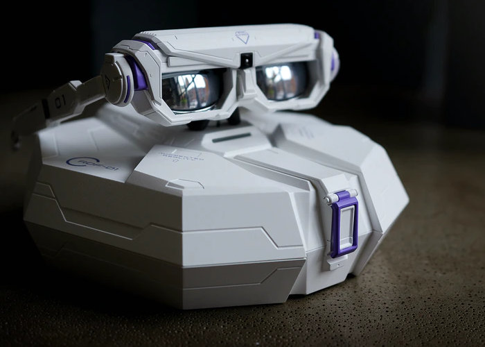 open source AR glasses