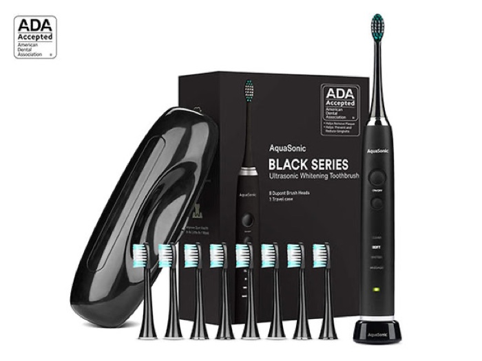 AquaSonic Black Series Toothbrush