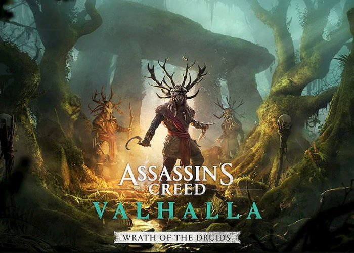 Assassin's Creed Valhalla's Wrath of the Druids